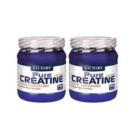 PURE CREATINE 500G (PACK DUO)