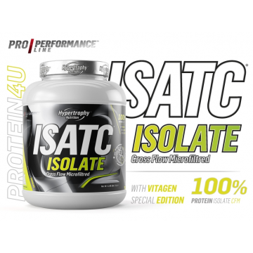 100% ISATC ISOLATE