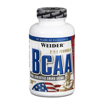 BCAA 130 TABLETS