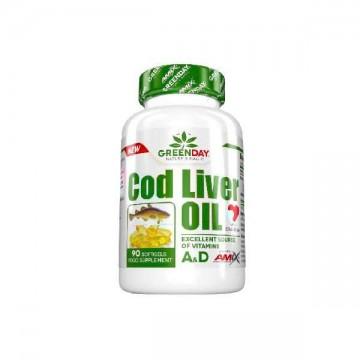 COD LIVER OIL 90 CAP