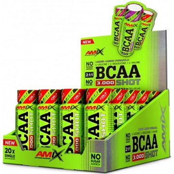 BCAA SHOT 60ML
