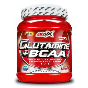 GLUTAMINE + BCAA 530G