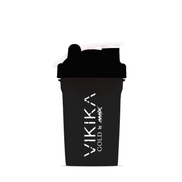 SHAKER VIKIKA GOLD 400ML