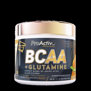 BCAA+GLUTAMINE 315G