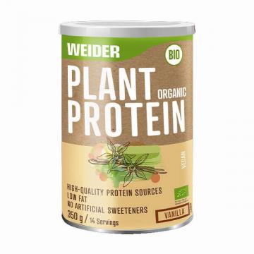 PLANT PROTEIN ORGANIC 350G
