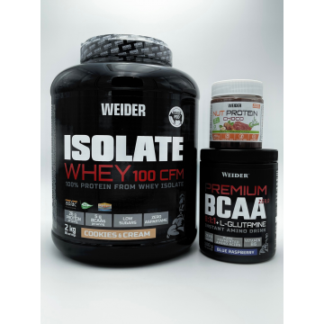 ISOLATE WHEY 2K + BCCA 8:1:1