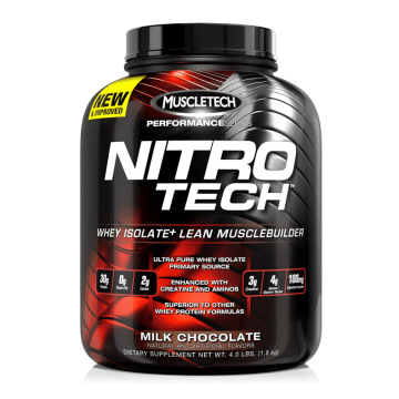 NITRO TECH PERFORMANCE 4LBS