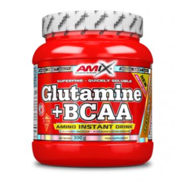 GLUTAMINE + BCAA