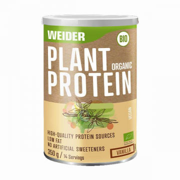 PLANT PROTEIN ORGANIC 350G