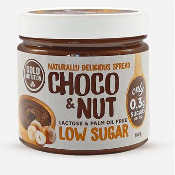 CHOCO & NUT 180G