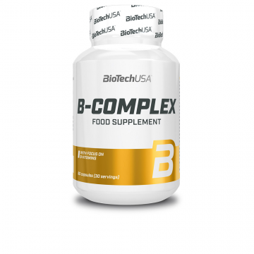 B-COMPLEX FOOD SUPPLEMENT...