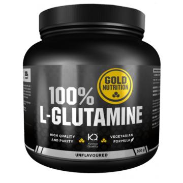 L-GLUTAMINE 300G GOLD...