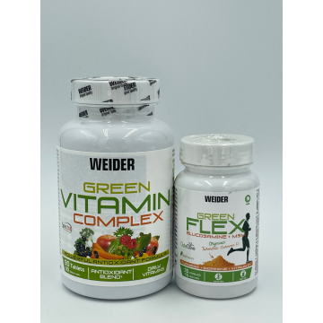 GREEN VIT 90+GREEN FLEX 30