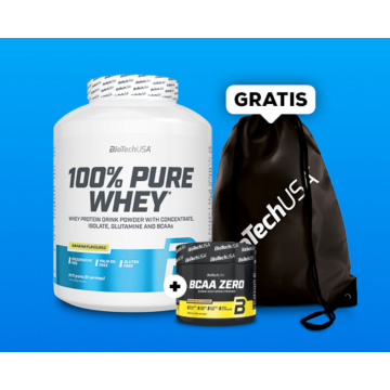 PACK PURE WHEY
