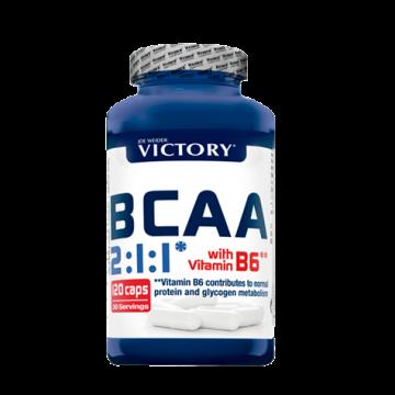 BCAA 120 CAPS VICTORY