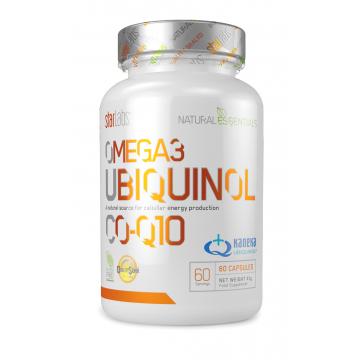 OMEGA3 UBIQUINOL CO-Q10 60 CAP