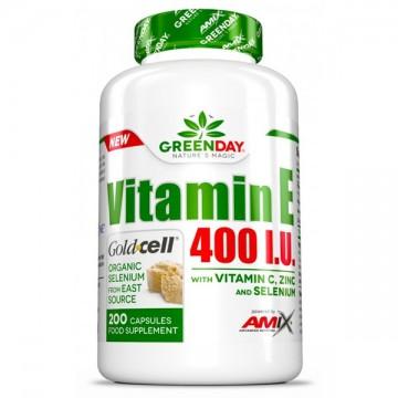 VITAMIN E 400 U.I. 200 CAPS