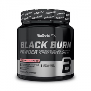 BLACK BURN 210 GR