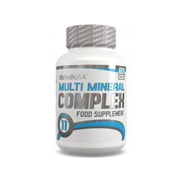 MULTIMINERAL COMPLEX 100TABS