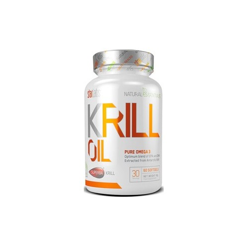 KRILL OIL 60 CAP