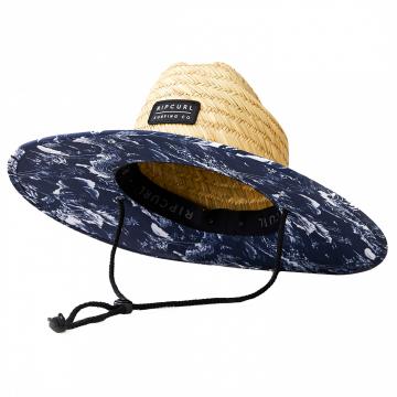 MIX UP STRAW HAT