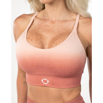 TOP CORAL 2 TONE UP
