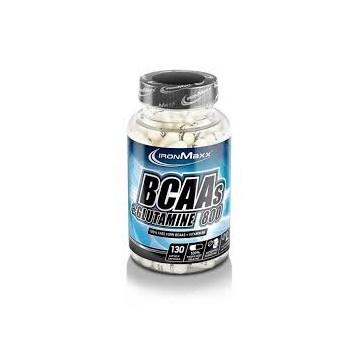 BCAAS+GLUTAMIN 130 CAPS