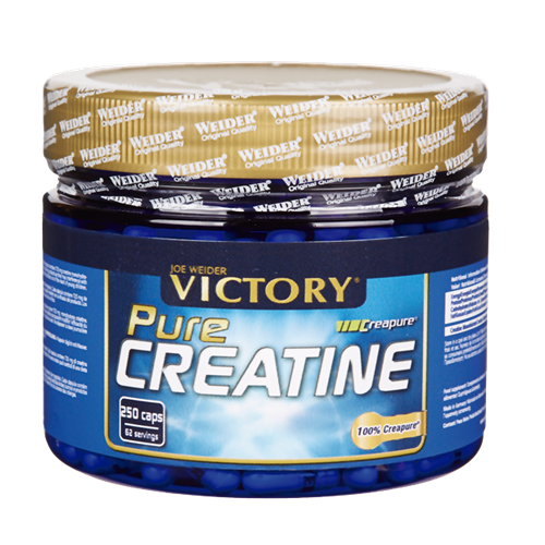 PURE CREATINE 240CAPS