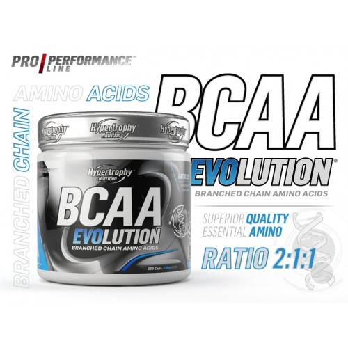BCAA EVOLUTION 300 CAPS