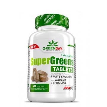 SUPER GREENS 90 TABS
