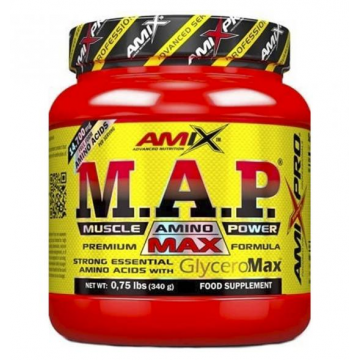 MAP WITH GLYCEROMAX 340 GR