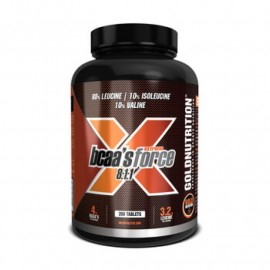 BCAA´S FORCE 8:1:1 200TABLETS