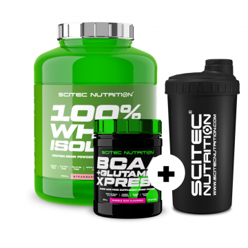 PACK 100% WHEY ISOLATE 2 K...