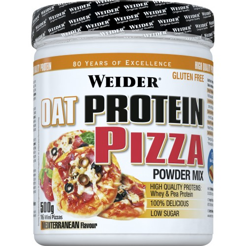 OAT PROTEIN PIZZA 500 GR