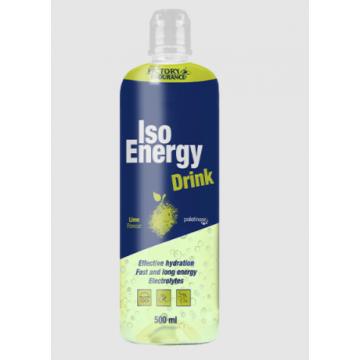ISO ENERGY DRINK 500 ML