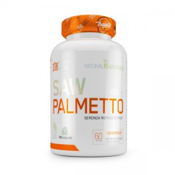 SAW PALMETTO 60 CAP