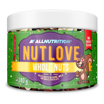 NUT LOVE WHOLE NUTS 300G