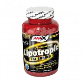 LIPOTROPIC 200CAPS