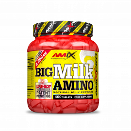 BIG MILK AMINO PEPTIDE 400 TABL