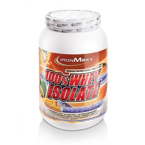 100% WHEY ISOLATE 750G