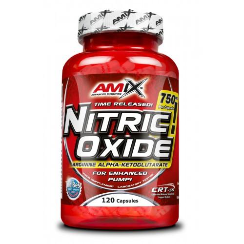 NITRIC OXIDE 120 CAP