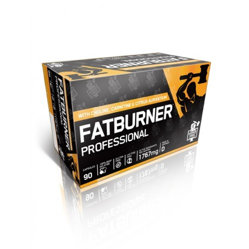 FATBURNER PROFESSIONAL 90 CAP