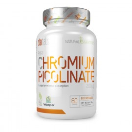 CHROMIUM PICOLINATE 60 CAP