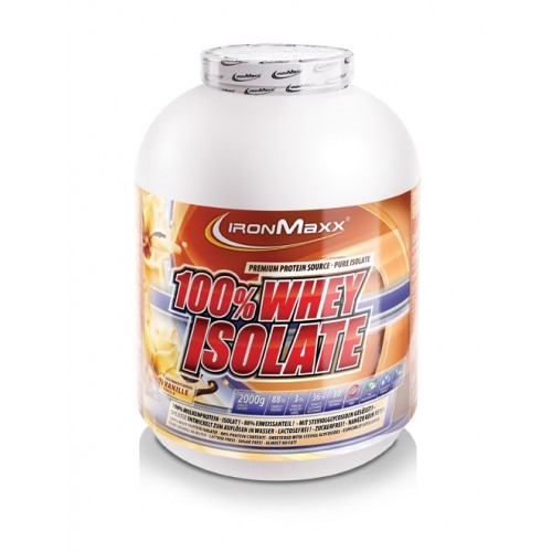 100% WHEY ISOLATE 2K