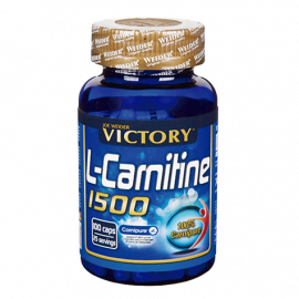 L-CARNITINE 1500 100CAPS (Pack Duo)