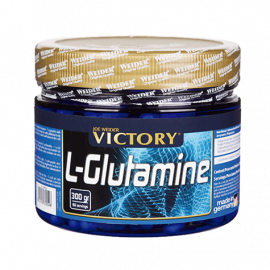 L-GLUTAMINA 300G (Pack Duo)