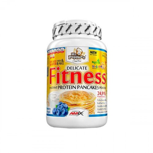 FITNESS PROTEIN PANCAKES 800 GR