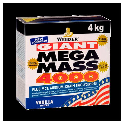 MEGA MASS 4000 4K