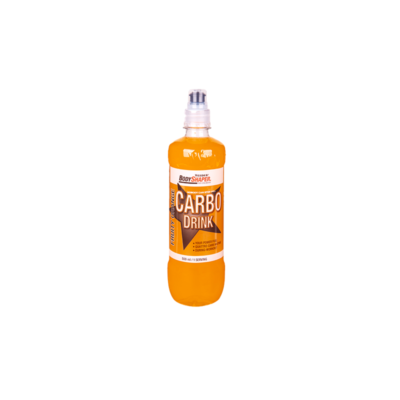 CARBO ENERGY DRINK 500ML