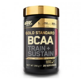 BCAA TRAIN+SUSTAIN 266G